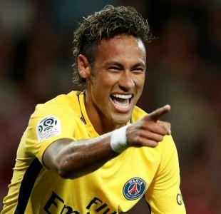 Estoy más vivo que nunca: Neymar debuta con un gol en el París Saint-Germain