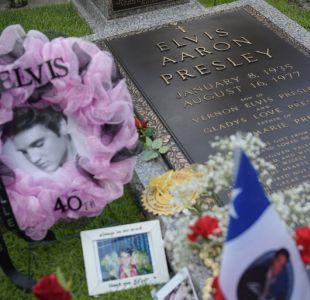 Hace 40 años moría Elvis Presley, la primera estrella de rock