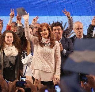 Primarias argentinas: Cristina Kirchner logra empate técnico con candidato oficialista