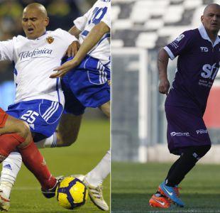 """Zaragoza no se olvida de """"Chupete"""" Suazo: Marcaba cuando nadie lo esperaba"""