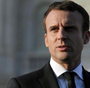 """Macron cumple 100 días de gobierno y experimenta el """"desamor"""" del pueblo francés"""