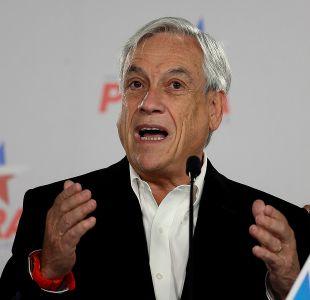 Piñera pidió mil millones de pesos al BancoEstado para financiar campaña