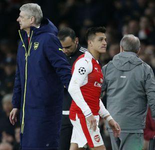 Wenger reconoce que no hemos progresado en renovación de Alexis