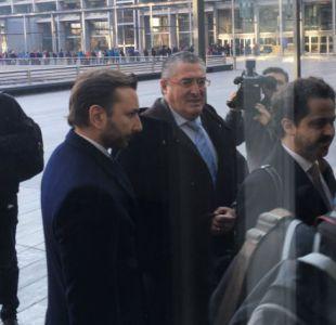 Caso SQM: Pizarro concurre al Centro de Justicia para ser formalizado
