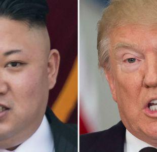 """Trump saluda decisión """"sabia"""" de líder  norcoreano de detener plan de lanzamiento de misiles"""