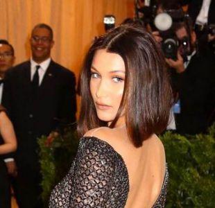 Bella Hadid revela la razón por la que no sonríe en la pasarela