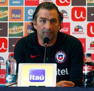 La conferencia de prensa de Juan Antonio Pizzi