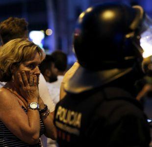 Barcelona hace frente al peor atentado en suelo español desde el 11M de 2004