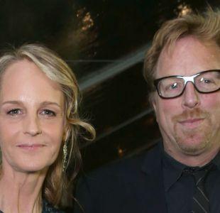Helen Hunt y Matthew Carnahan