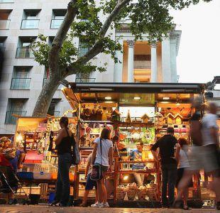 Así son Las Ramblas, el corazón y el paseo más emblemático de Barcelona