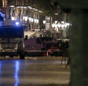 España fue alertada del riesgo de atentado en Las Ramblas de Barcelona