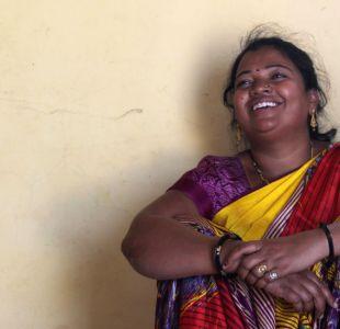 Las mujeres en India que nunca llamaron a sus maridos por su nombre (y ahora se atreven)