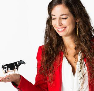 Victoria Alonsopérez, la ingeniera uruguaya que inventó un sistema digital para rastrear animales