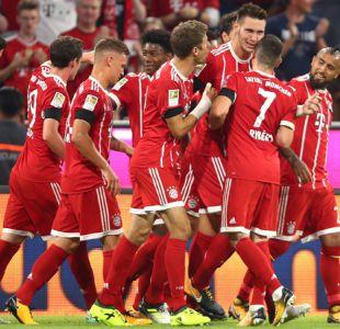 Vidal vence a Aránguiz: Bayern debuta en Bundesliga con triunfo sobre Leverkusen