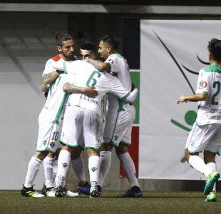 Audax Italiano vuelve al triunfo ante Temuco que se estanca en el Torneo de Transición