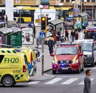 Finlandia abre investigación por terrorismo tras apuñalamiento que dejó dos fallecidos