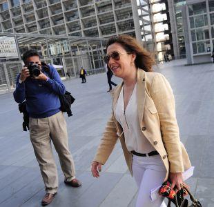 Labraña renunció a su candidatura como diputada luego de ser citada a declarar por caso Sename