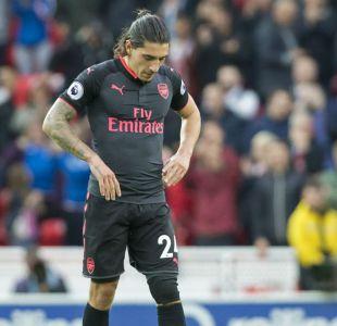 Arsenal sin Alexis Sánchez pierde su primer partido en la Premier League
