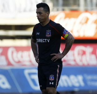 Esteban Paredes se pierde duelo ante U. de Concepción y es duda para el Superclásico