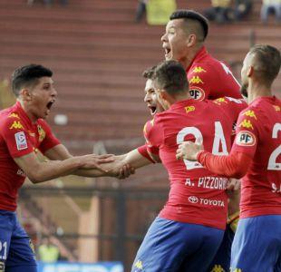 Unión Española derrota a San Luis y se instala como líder exclusivo del Transición 2017