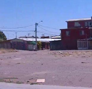 [VIDEO] Vecinos de La Pintana llevan 15 años esperando por un parque