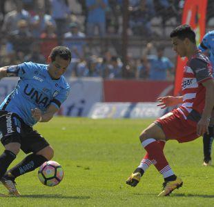 Curicó Unido consigue su primer triunfo en el Transición sorprendiendo a Iquique