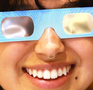 ¿Cómo asegurar que tus lentes sean certificados y seguros para ver el eclipse de 21 de agosto?