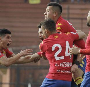 Tabla de posiciones: Unión Española es el líder exclusivo del Torneo de Transición