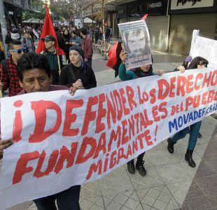 Bachelet firma este lunes nuevo proyecto de ley de migraciones en medio de presiones