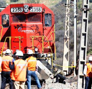 """KDM apunta a """"acto vandálico"""" tras descarrilamiento de tren que transportaba basura"""