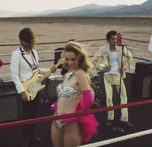 Promocionan pelea de Mayweather y McGregor con el nuevo video de The Killers