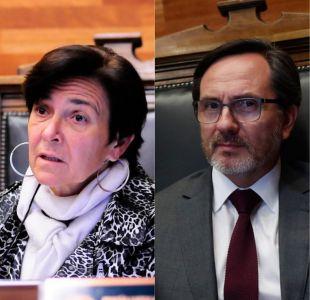 Brahm y Vásquez: Los votos que inclinaron la balanza para aprobar el aborto en el TC