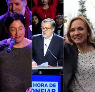 Seminario minero reúne por primera vez a Guillier, Goic y Sánchez en campaña