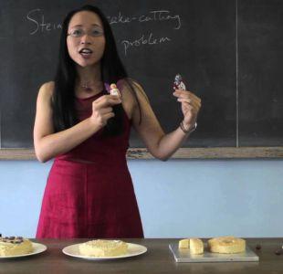 Eugenia Cheng, la matemática que usa recetas de cocina para enseñar matemáticas complejas