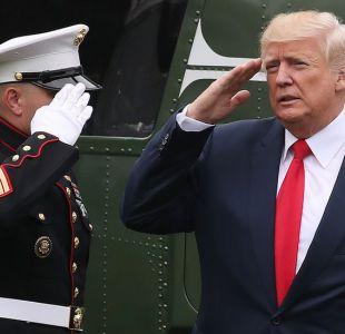 Lo que la nueva estrategia de Trump para Afganistán dice sobre creciente influencia militar