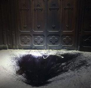Iglesia de la Gratitud Nacional sufre nuevo ataque incendiario