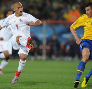 Dos chilenos en listado de futbolistas autorizados a usar medicamentos prohibidos en Sudáfrica 2010
