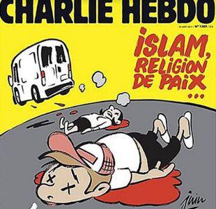 La polémica portada del semanario Charlie Hebdo sobre ataque en Cataluña