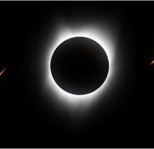 El particular nombre con el que bautizaron a una niña nacida durante el eclipse
