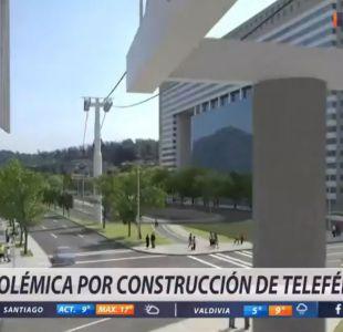 [VIDEO] La polémica por construcción de teleférico en Providencia