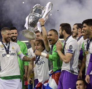 """Real Madrid se presenta como el """"ogro"""" a evitar en el sorteo de la Champions"""