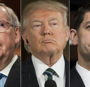 Trump se pelea con sus propios aliados en el Congreso