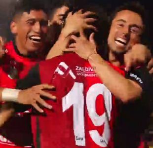 [VIDEO] Goles Copa Chile: Antofagasta golea a San Marcos de Arica de visita