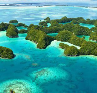 Palaos, las lejanas y paradisiacas islas desde las que Estados Unidos quiere aumentar la vigilancia