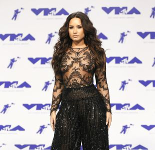 Demi Lovato en MTV video music awards 2017