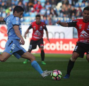 Deportes Antofagasta supera a OHiggins y se mete en la zona alta del Transición 2017