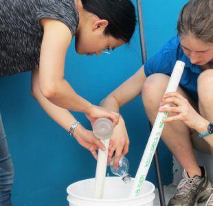 La revolucionaria invención que provee de agua potable en Honduras