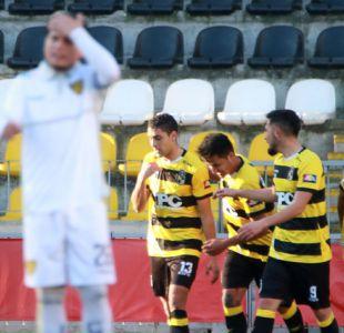 [VIDEO] Goles Primera B fecha 5: Coquimbo Unido vence con lo justo a Barnechea