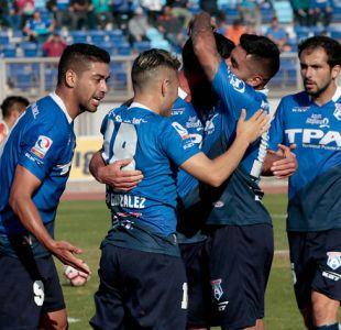 [VIDEO] Goles Primera B fecha 5: San Marcos de Arica golea a Cobresal en casa