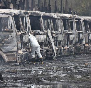 Gobierno se querella por ley antiterrorista por atentado en Los Ríos